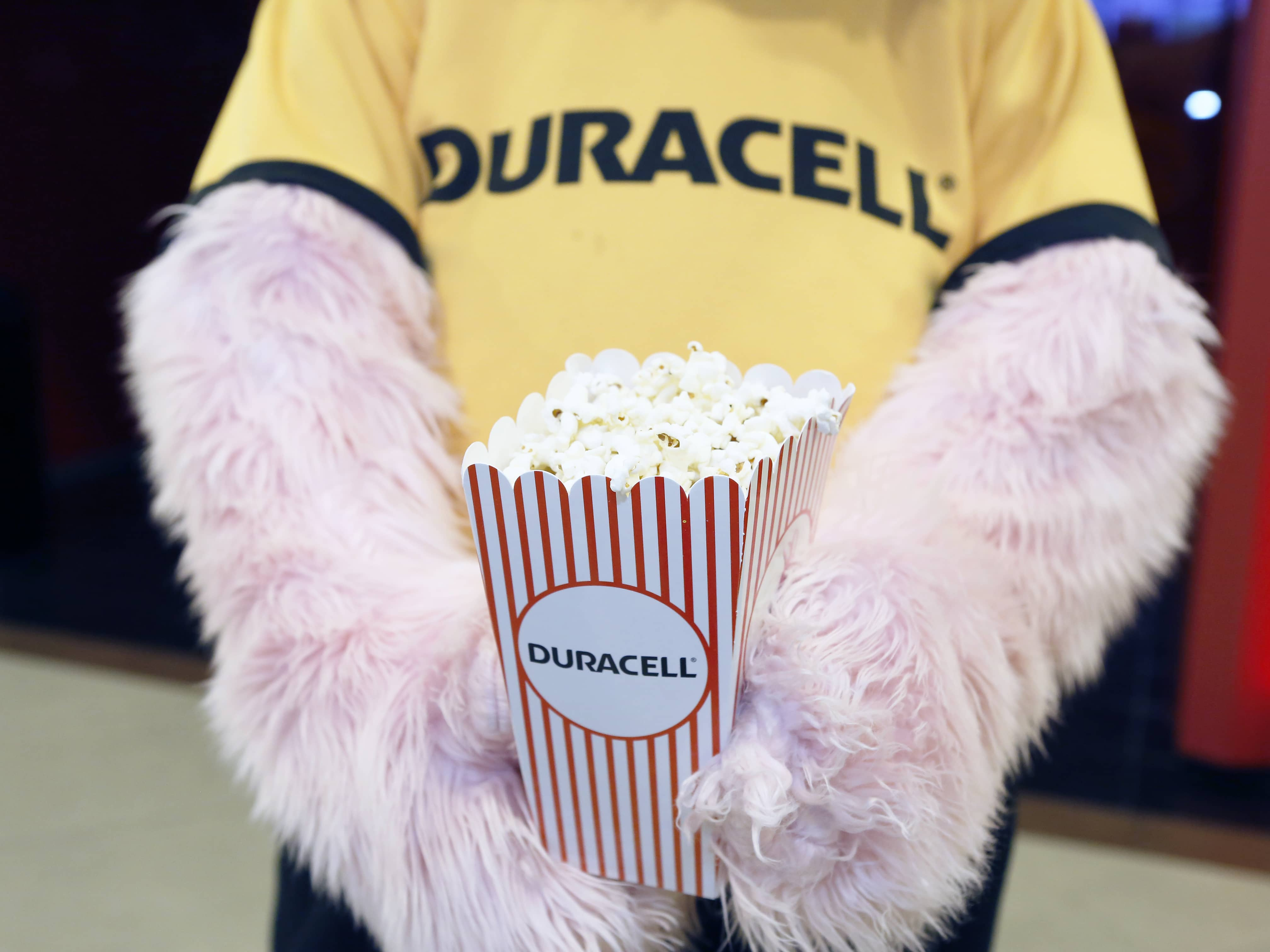 Duracell Incentive Program
