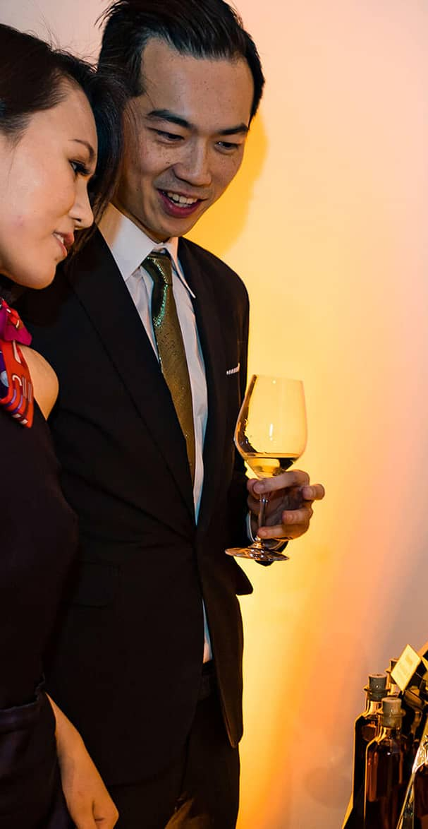 Paired Dinner Coordination | Moet Hennessy VIP Clients Event