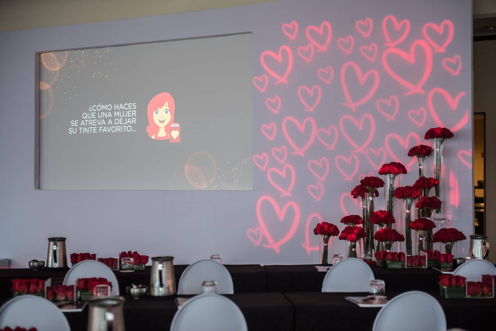 Conference branding | Revlon Distributor Summit