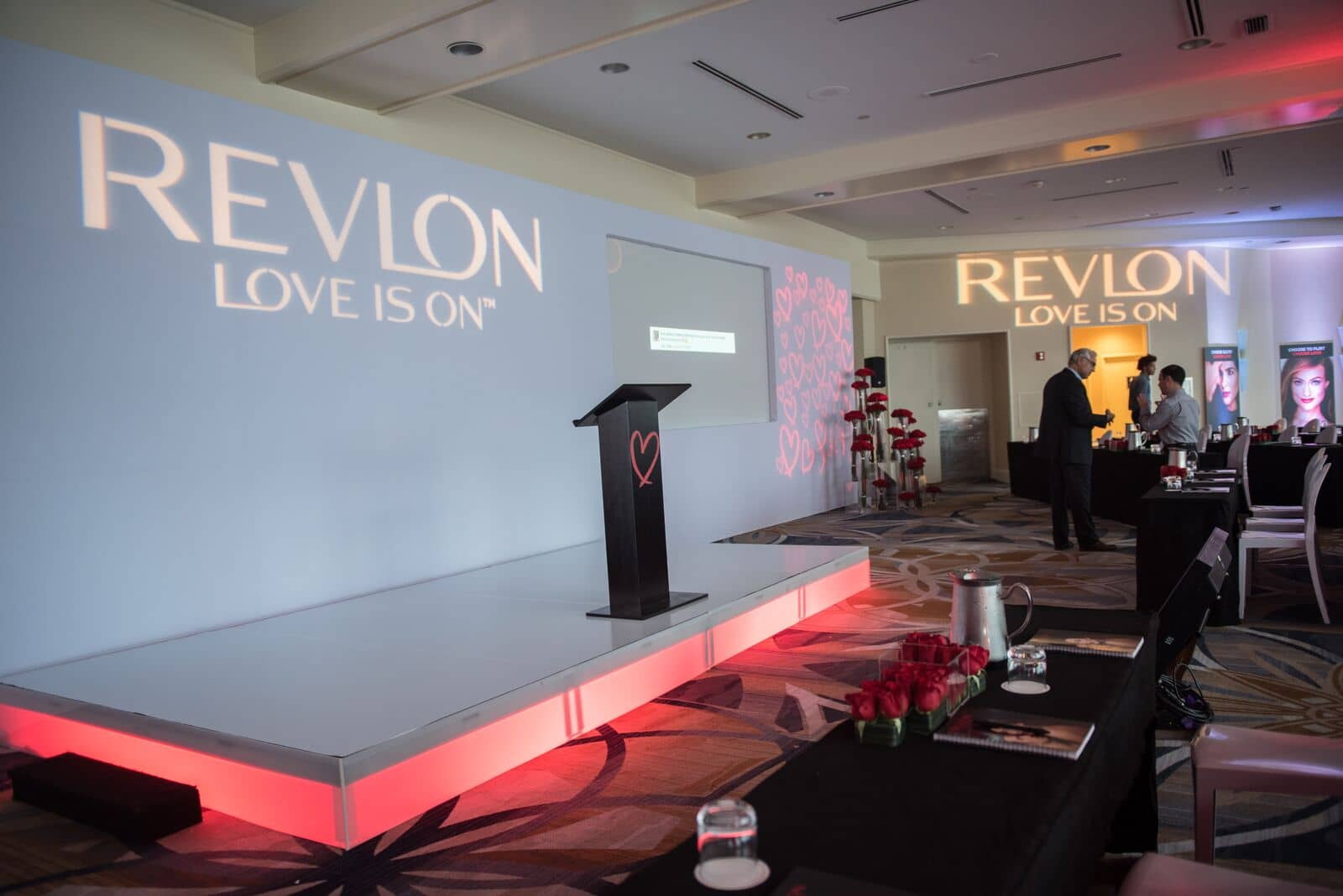Corporate convention | Revlon Distributor Summit