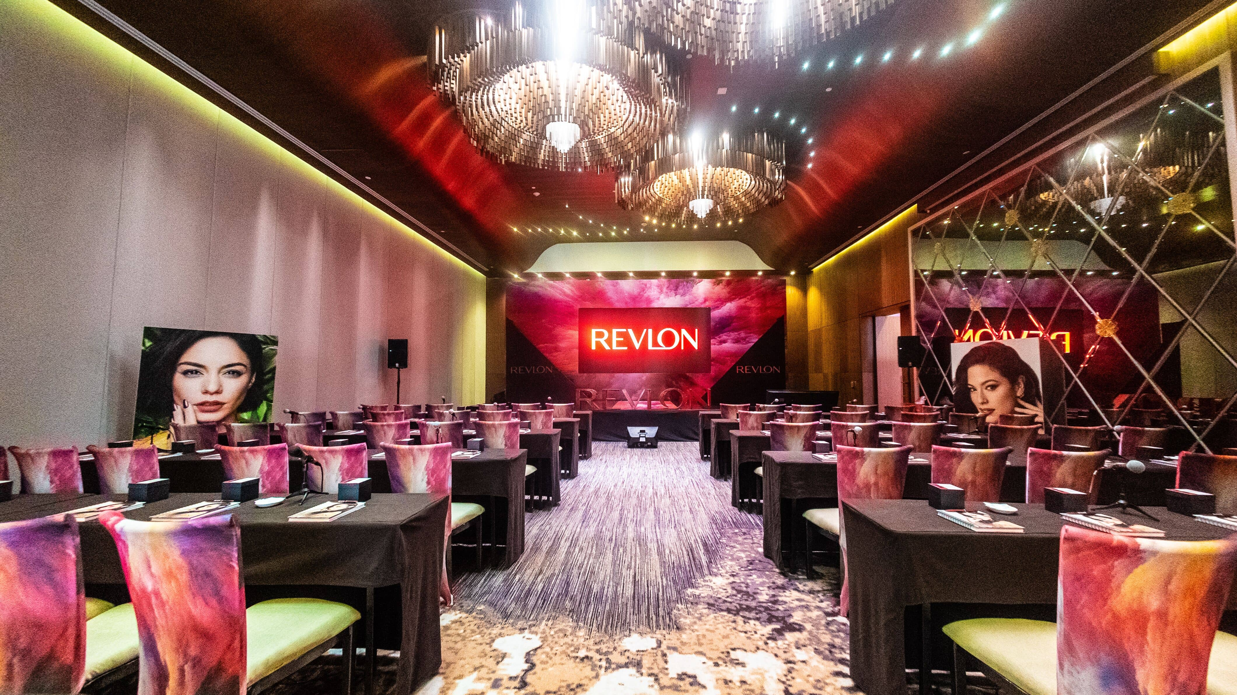 Seminar venue | Revlon Distributor Summit