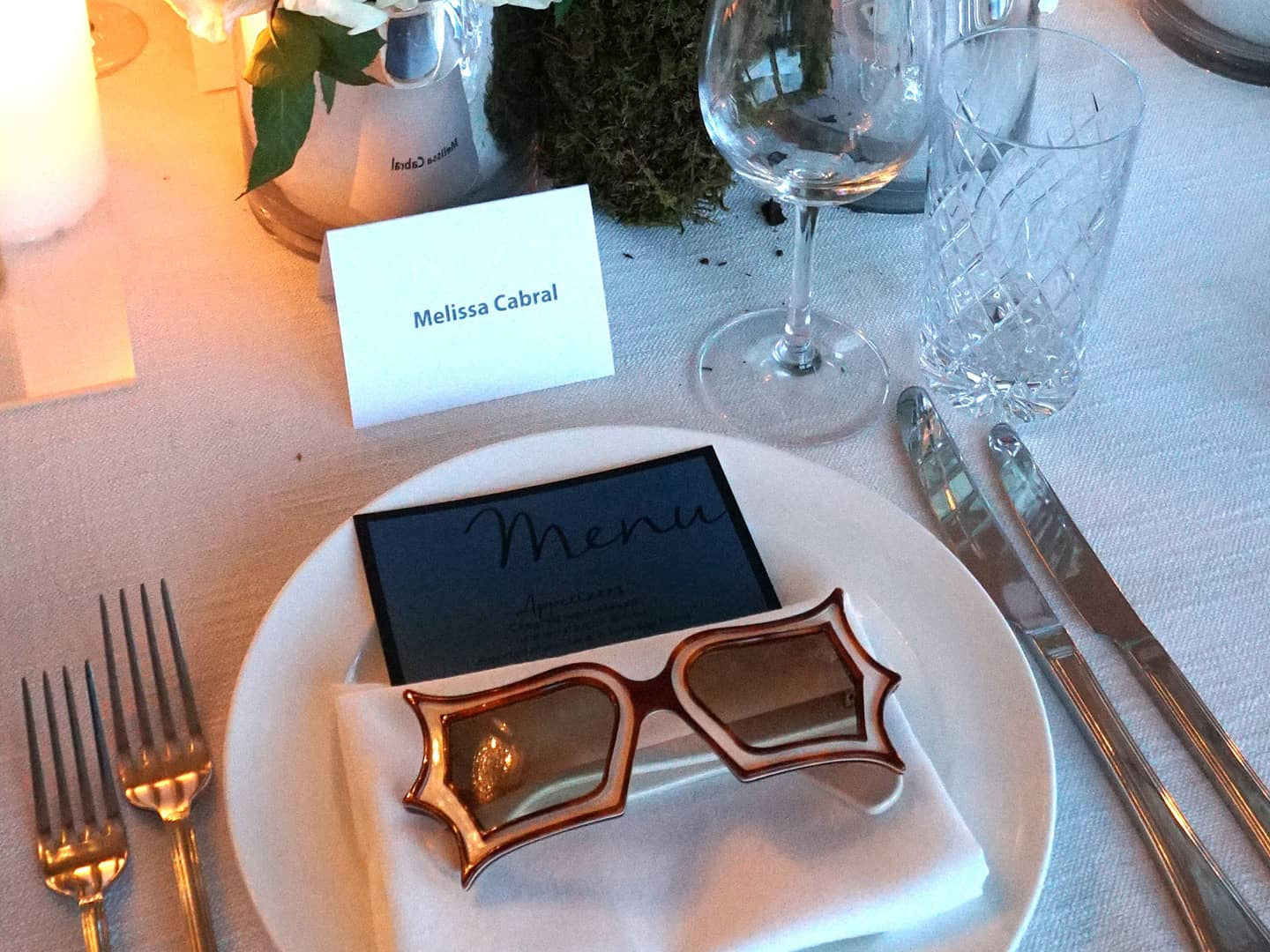 Safilo X Vogue Influencer Dinner
